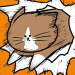 鴻池剛と猫のぽんたニャアアアン!