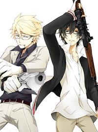 青春×機関銃